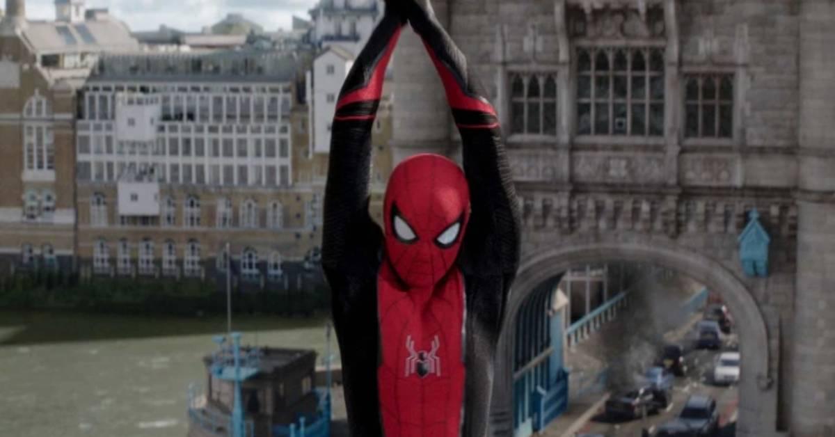 Spider Man No Way Home Leaked Trailer