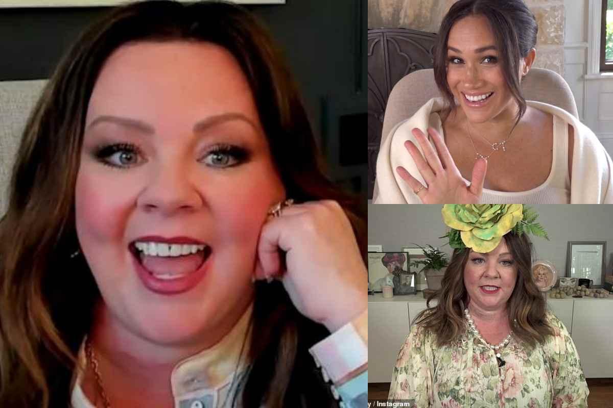 Melissa McCarthy Talks About Megan Markle After 40x40 Interview