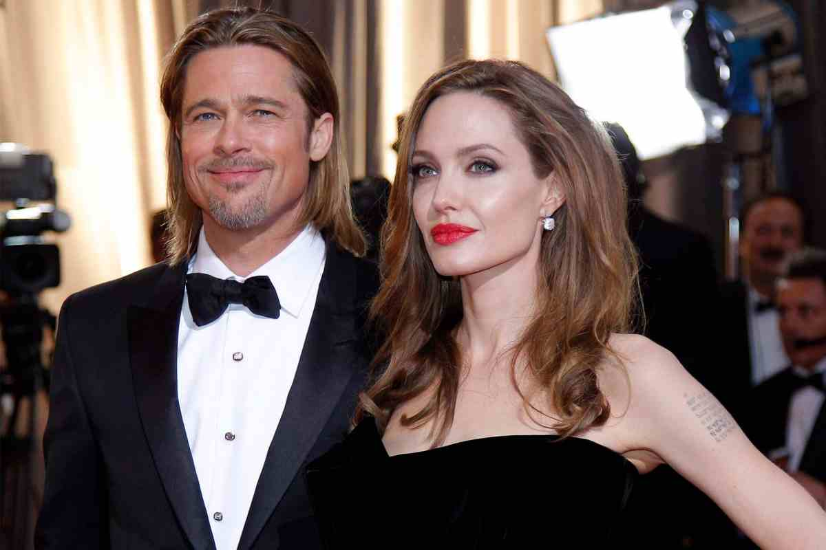 Angelina Jolie Talks About Brad Pitt, Harvey Weinstein Collaboration: 'We Fought About It'